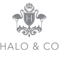 Halo and Co logo