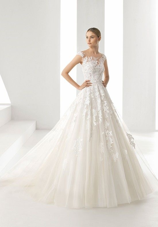 Rosa Clara Denis Sample Sale Dress