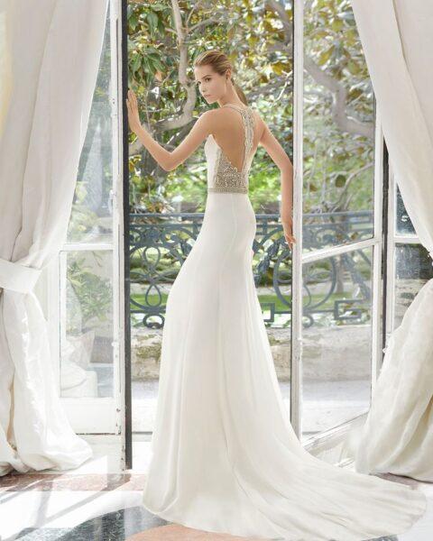 Rosa Clara Majico Sale Dress Size 12