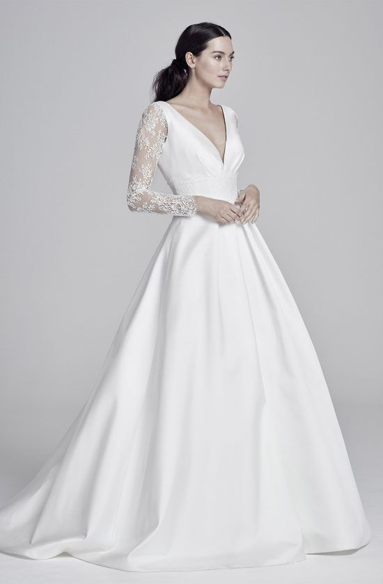 Suzanne Neville Beatrix Sample Sale Dress