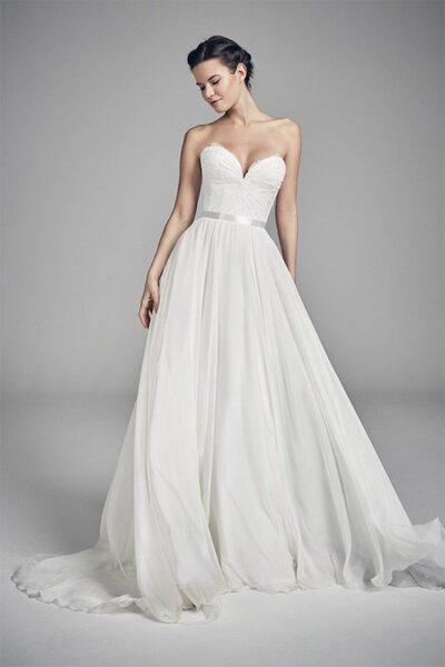 Suzanne Neville Misty Sample Sale Dress